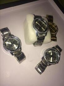 Michael kors watch ; Gold and silver *NEW*