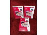 Viking imperial A4 Inkjet /Laser Premium white paper 100g sheets / 1500 sheets