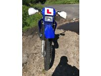Yamaha dt 125r for sale due to passing my driving test.