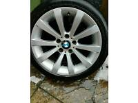 Bmw e90 lci alloy wheels