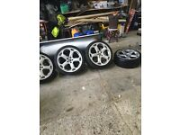 19 inch Lamborghini wheels