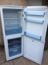 LEC FRIDGE FREEZER IN GOOD WORKING CONDITION.