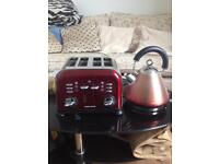 MATCHING TOASTER & KETTLE