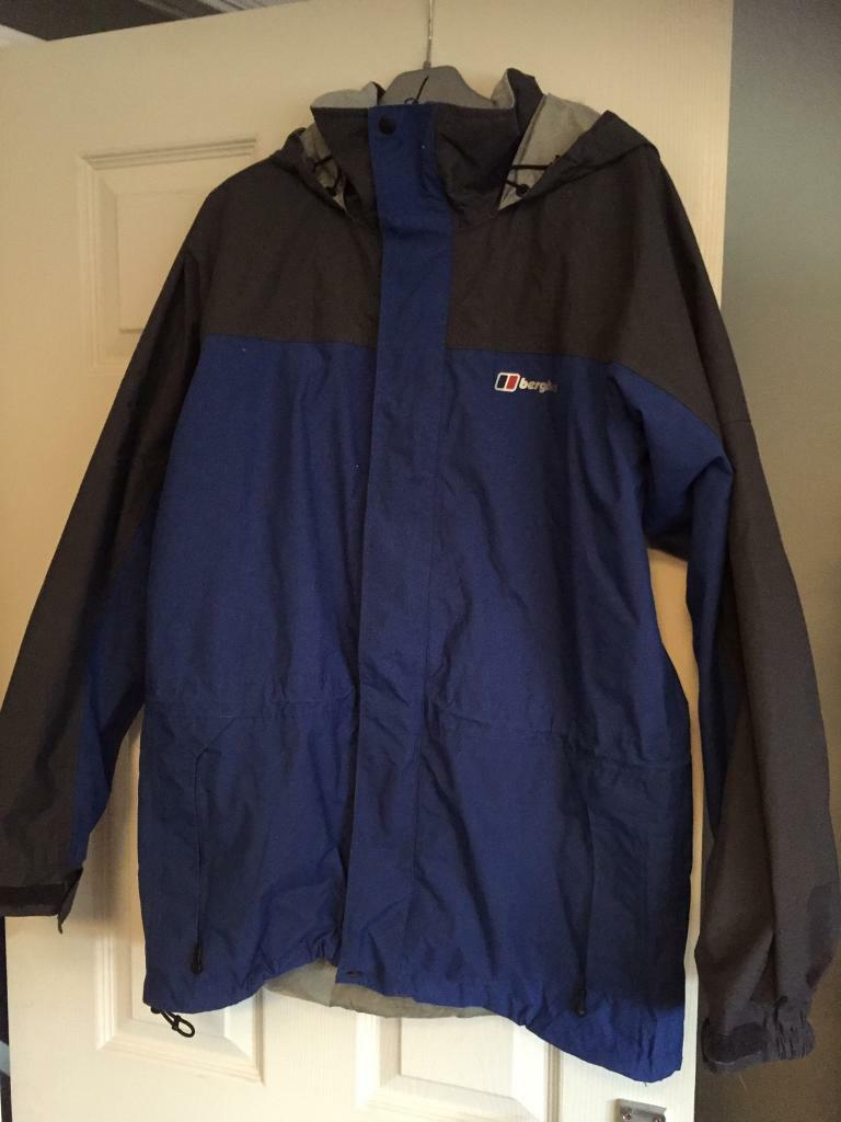 Berghaus AQ2 mountain jacket size S