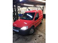 Vauxhall Combo Van 1.3cdti *LOW mileage, excellent condition