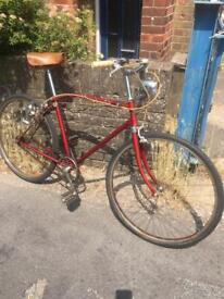 Rare. Road bike medium frame