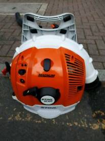 Blower Sthill BR 600 end HS 45