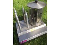Hot dog machine Rowlett Rutland - Toaster and Streamer