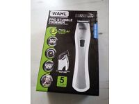 Wahl pro stubble trimmer with integrated combs