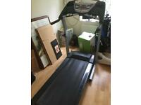 Motorised Folding Treadmill - Excellent Condition
