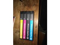 HP PAGEWIDE TECHNOLOGY 913a full set