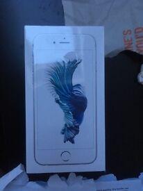 iPhone 6s 32g brand new unopened