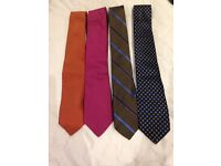 Tie - Bloomingdale's, Sartoria, Ventura, Holland & Herry, Oxxford Clothes