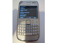 Unlocked Nokia E6 Symbian 3G Smartphone