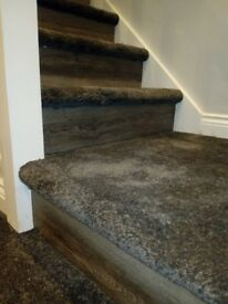 LUXURY grey carpet BRAND NEW! still wrapped and bagged 3x4m should have been £340 now £150!