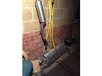 R32 Mk3 / twin exhaust ,
