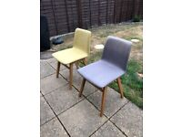 "John Lewis ""Duhrer"" dining chairs"