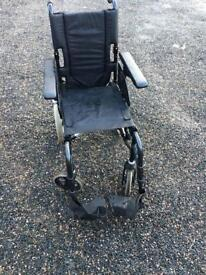 invacare wheelchair action 2