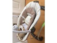 Bouncer chair from mothercare
