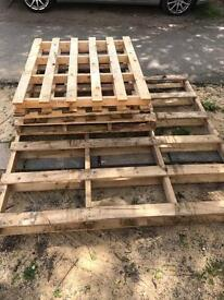 5 pallets for FREE!