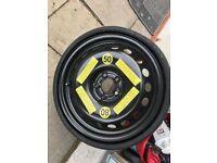 Space Saver wheel 195/75 -18 106P Vredstein Space Master for Audi