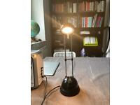 Reading lamp in good condition + spare bulbs