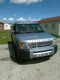 Land Rover Discovery 3, V6 Diesel