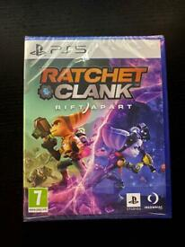 Ratchet and clank PS5/PlayStation 5