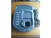 Ryobi One+ 18v NiCad Battery Charger