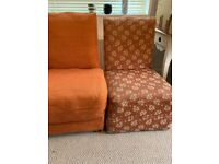 2 little chairs for reupholstery project