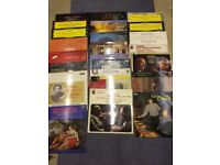 29 classical records, inc. some SXL, ASD, American RCA, Karajan Sibelius and a collectable Oistrakh