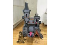 Elc tower of doom wooden castle EARLY LEARNING