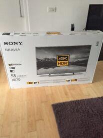 SONY BRAVIA 55INCH XE70 4K ULTRA HD SMART TV WITH GUARANTEE