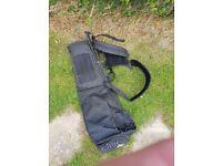 Golf bag - light for carrying
