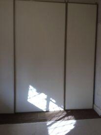 Floor to ceiling cupboard doors FREE