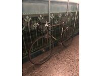 BSA Road Bike for sale. 2 gears, good condition! Breaks and tires working!