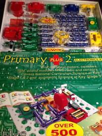 Kids electronic kit