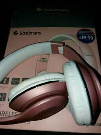 Goodmans Wireless Headphones