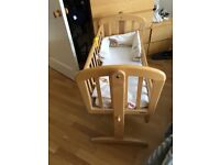 John Lewis Cradle/Crib/Baby bed