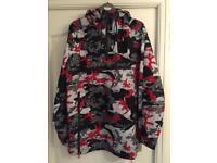 Puma X Trapstar F Savannah Camo jacket S