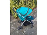 Mamas & Papas Armadillo XT Pushchair - Teal (Open to offers)