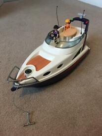 Playmobil Luxury Yacht