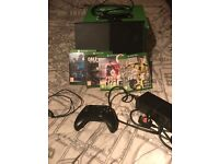 Xbox One - Mint Condition - 4 games - All cables