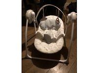 Ladybird folding swing chair
