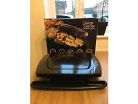 George Foreman Forman Large 10 portion Fat Reducing Grill Machine RRP £100