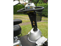 Superb British-engineered Quingo Plus Mobility Scooter in AS-NEW condition with outstanding features