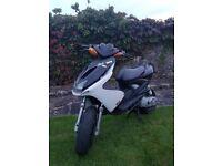 Yamaha aerox 50 cc standard moped