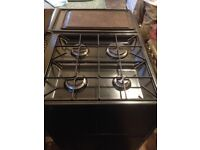 Range cooker (gas hob/electric oven)