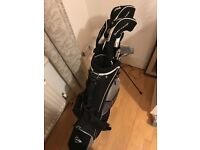 Golf club/set for sale (used just a couple of times) - found out i'm not a golfer