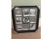 Collage picture photo frame